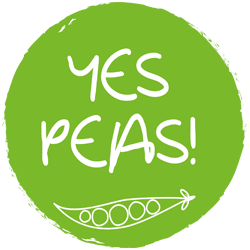 Logo Thanks to Yes Peas !